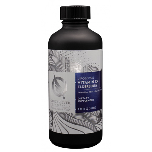 Liposomal Vitamin C+ Elderberry