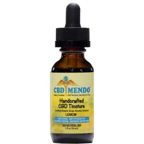 CBD Mendo Tincture (Lemon)