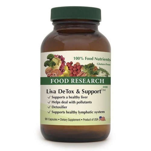 Liva DeTox & Support™